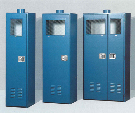 7000 Series Gas Cabinets